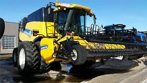 2014 New Holland CR9090 w/790CP