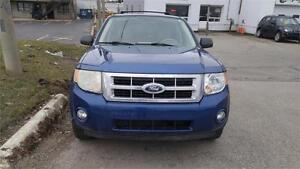 2008 Ford Escape XLT | 4 Cylinder | Certified and E-tested