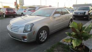 2007 Cadillac CTS cts 64 000km cuir toit financement maison