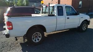 2008 Ford Ranger XL-Extended Cab-V6-4WD-Great working truck.