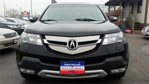 2009 Acura MDX /7 SEAT/LEATHER/AWD/3.7 V6/S-ROOF/169K