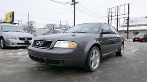 2001 Audi A6//Mint//Well Maintain//Low Kms//1 Yr Warranty