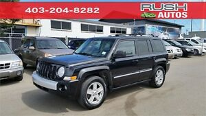 2010 Jeep Patriot Limited - 4x4, Leather **BLOWOUT SALE**