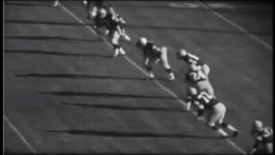 1964 Cleveland Browns @ Green Bay Packers STARR HORNUNG JIM BROWN  Free Shipping Cleveland Browns Dvd