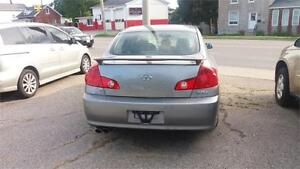 2006 INFINITI G35 Sedan Luxury Cambridge Kitchener Area image 9