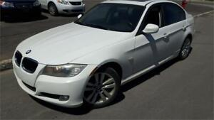 2011 BMW- 323i Automatique Full Options