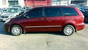 2005 Toyota Sienna CE, 7 SEAT, ACCIDENT-FREE