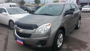 2012 Chevrolet Equinox LS AWD, ACCIDENT FREE, AUTO