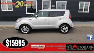 2014 KIA SOUL EX+ - Cruise, bluetooth, heated seats, backup cam