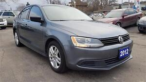2012 Volkswagen Jetta 5 Speed Manual