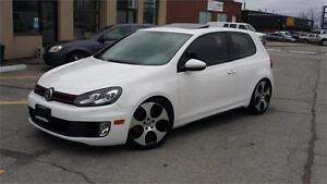 2010 VOLKSWAGEN GTI 6 SPEED MANUAL SAFETY ETESTED