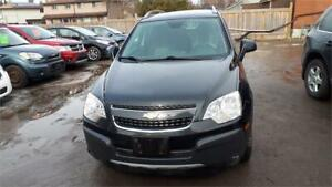 2012 Chevrolet Captiva Sport SUV 2LS-2.4 L-Excellent on Gas-CERT