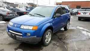 2004 Saturn VUE (V6 3.5L  honda engine)