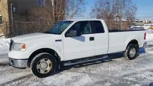 ford f150 super cab 2007, 4WD, 5 places, 190km