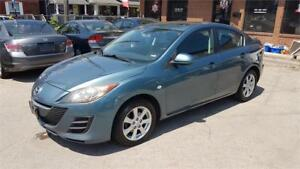 2010 Mazda Mazda3 GS supper clean for only $3,995