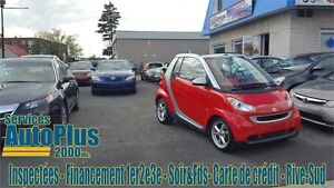 2011 smart fortwo Passion CABRIOLET - AUTO - FULL