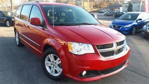 2014 Dodge Grand Caravan Crew *Accident Free*