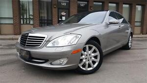 2007 Mercedes-Benz S-Class, 4 MATIC, FULLY LOADED, PWR GROUP!