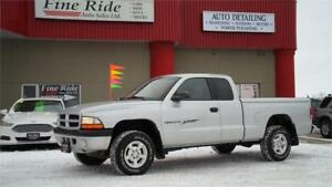 2001 Dodge Dakota Sport 4WD **ONLY 107,000kms!**