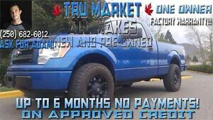 2014 F-150 *STX-Shortbox 4x4 *One-Owner with Factory Warranty*