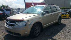 2009 DODGE JOURNEY 4 CYLINDER GARANTIE 1 ANS