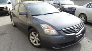 2008 Nissan Altima 2.5 S With safety certificate, Accident free