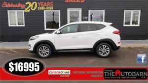 2016 HYUNDAI TUCSON PREMIUM AWD - HEATED SEATS, CRUISE, XM RADIO