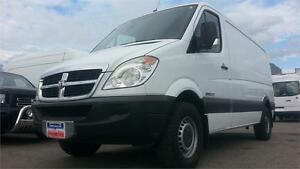 2008 Dodge Sprinter 2500 / DIESEL / V6 / 153K / CLEAN CARPROOF!!