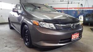 2012 Honda Civic Sdn LX**NO ACCIDENT**VERY CLEAN**$9999