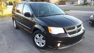 2011 Dodge Grand Caravan Crew *ONE OWNER*