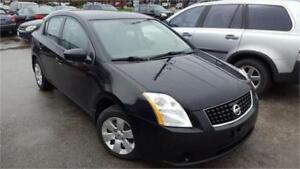 2008 NISSAN SENTRA 1,8S  ALL POWER OPTIONS CERTIFIED