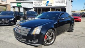 2008 Cadillac CTS  3.6 AWD