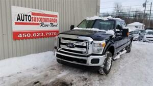 2015 Ford Super Duty F-350 XLT -- DIESEL -- GARANTIE 1AN/15 000K