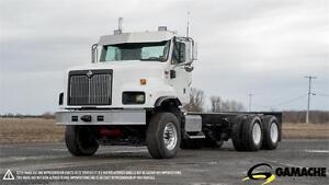 2003 INTERNATIONAL 5600I CAB & CHASSIS À VENDRE / TRUCK FOR SALE