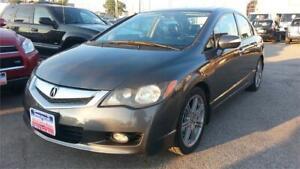 2011 Acura CSX Tech Pkg, NAVI, LEATHER, AUTO, S-ROOF, NO ACCIDEN