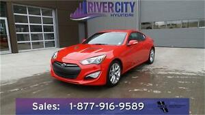 2016 Hyundai Genesis Coupe 3.8L Premium Manual Now only $30988