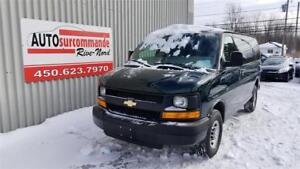 2015 Chevrolet Express Cargo Van -- 9 793 kms --