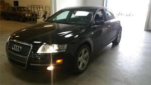 2007 Audi A6 3.2L Quattro *Local Vehicle*Leather*Sunroof*Low Kms