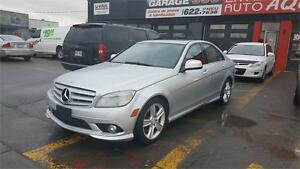 2008 Mercedes Benz C300 4Matic Tech and Sport Package