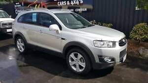 AUTO 2011 Holden Captiva LX 7 CG Wagon  1 Year Warranty Plus Westcourt Cairns City Preview