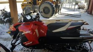 VERY NICE GSX 1200 4 STROKE, SERVICED READY FOR THE WINTER