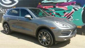2013 Porsche Cayenne S AWD 4.8L V8* PASM Suspension*1 owner*RARE