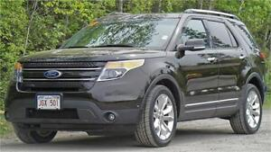 2013 Ford Explorer Limited (New Tires, Navigation, Moonroof)