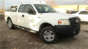 2008 Ford F150 XL,V8,4X4,4 doors 6 passenger,towing package