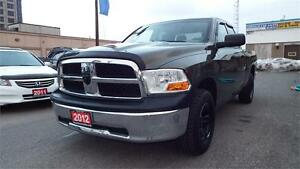 2012 Ram 1500 ST 4X4 NO ACCIDENT IMMACULATE ONLY $14999***