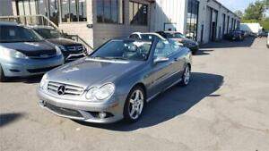 2009 Mercedes-Benz CLK 3.5L Convertible AMG Package