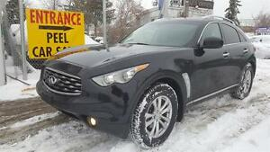 2010 Infiniti FX35|NAVI|DVD|REARVIEW CAM* 3 YEARS WARRANTY INCLU