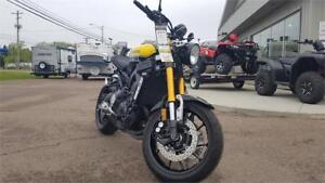 2016 Yamaha XSR900 60th Anniversary