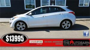 2013 HYUNDAI ELANTRA GT SE-Tech - FULLY LOADED, CRUISE, NAV
