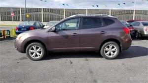 Nissan Rogue 2009 SL Toit ouvrant AWD Mags Freins neufs 4200$